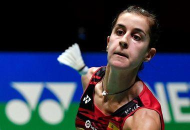 Carolina Marín, a semifinales tras ganar a He Bingjiao