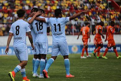 El Clausura peruano entra en recta final con seis equipos en pelea por título