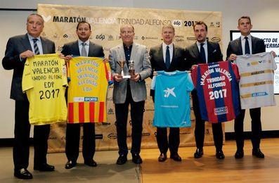 El maratón de Valencia a batir el récord de 2:06:31 y crecer un año más