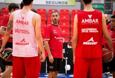 El Tecnyconta Zaragoza quiere lograr en Fuenlabra un repóker de victorias