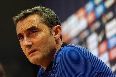 """Valverde: """"Del Lega nos preocupa que encaja pocos goles"""""""