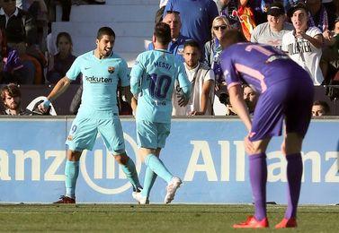 0-3. Suárez se reencuentra con el gol y acaba con un incómodo Leganés
