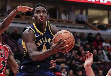 107-100. Oladipo dirige el ataque de los Pacers que derrotan a los Pistons