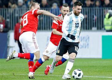 La Federación marroquí de fútbol exige la presencia de Messi en el partido amistoso