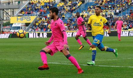 0-2. El Levante hurga en la herida de Las Palmas