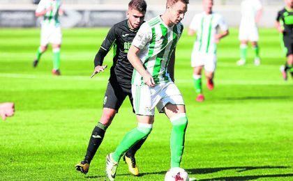 El acierto goleador de Loren volverá a ser decisivo para el Betis Deportivo.