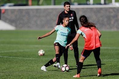Jéssica Silva, la mejor futbolista lusa que quiere ser una estrella mundial