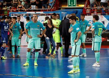 El Barça busca, en Pescara, un billete para su quinta Final a Cuatro