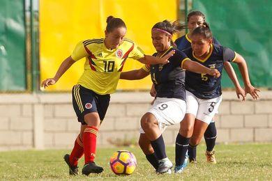 Colombia sonríe con un nuevo oro al vencer con autoridad a Ecuador
