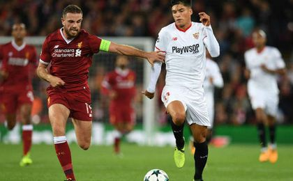 Horario y televisión del Sevilla-Liverpool