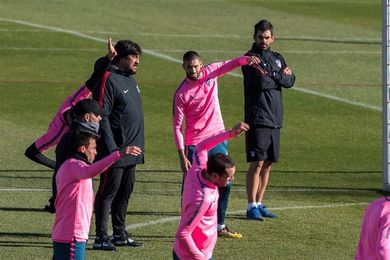 Simeone convoca a 18 jugadores sin Savic, Vrsaljko, Augusto y Werner