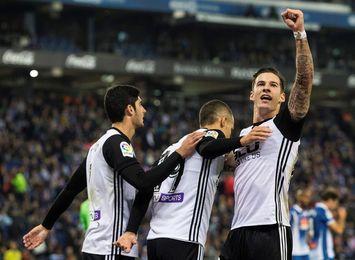 El Valencia se convierte en el sexto equipo que alcanza 8 triunfos seguidos