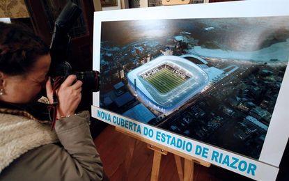 El Ayuntamiento adjudica la obra de Riazor por 7,2 millones y se hará en tres meses