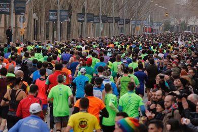 La IAAF concede el ´Gold Label´ al Medio Maratón de Barcelona