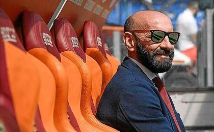 Monchi dice que el Sevilla está en torno a los 200 millones de ingresos.