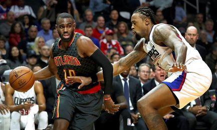 108-100. Hardaway y Knicks suman triunfos seguidos al derrotar a Raptors