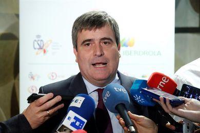 Cardenal destaca la mejoría de fútbol por venta centralizada y el empeño de Wert
