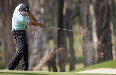 El golfista Sergio García premiado por el fútbol de la Comunitat Valenciana