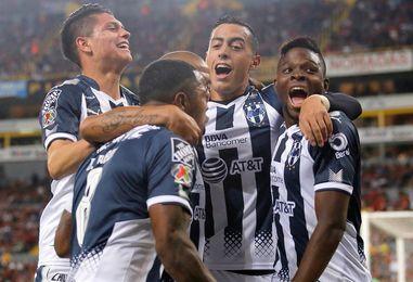 2-1. El argentino Funes Mori anota dos goles en el triunfo de Monterrey sobre Atlas