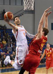 66-79. España salva con nota su primer escollo en el camino hacia el Mundial