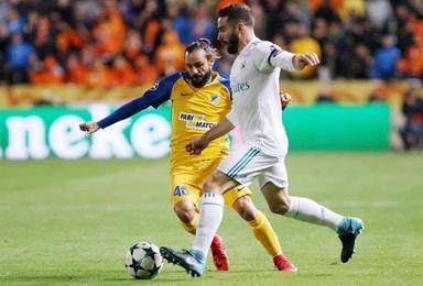 Artur Dias reflejó en el acta la intención de Carvajal de forzar la amarilla