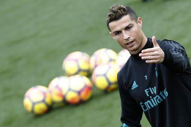 Cristiano Ronaldo elegido por los aficionados el mejor jugador de la jornada