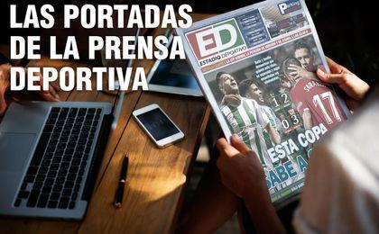 La junta del Betis, Ramos y la Europa League protagonizan las portadas de hoy