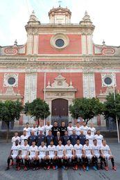 El Sevilla retoma el trabajo para la visita al Villarreal sin Kjaer ni Nzonzi