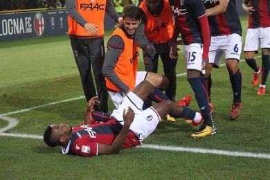 El Bolonia golea 3-0 al Sampdoria y corta su racha de victorias