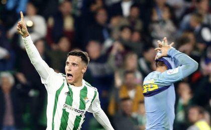 Betis 2-2 Girona: En Heliópolis lo sostiene (con pinzas) la fe