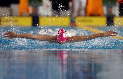 Lidón Muñoz bate el récord de España de los 50 libre en piscina corta