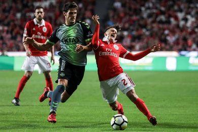 6-0. El Benfica golea al Vitória de Setúbal y se mete en la lucha liguera
