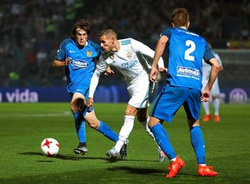 Bale y la segunda unidad ante el mejor visitante de Europa