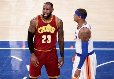91-113. James se exhibe y Cavaliers logran octavo triunfo consecutivo