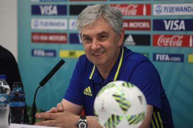 Venancio introduce varias novedades en la lista para los amistosos con Bélgica