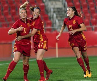 4-0: España pasa por encima de Austria en Son Moix y es líder en solitario