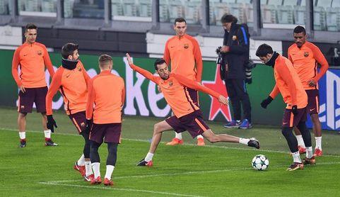 El Barça apuesta con un equipo sin titulares para cerrar la eliminatoria