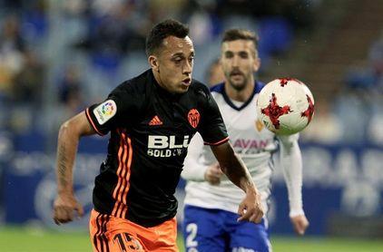 El chileno Fabián Orellana jugará cedido en el Eibar