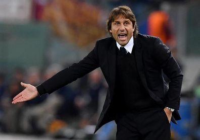 Conte confía en que Courtois llegue a un acuerdo para continuar en el Chelsea