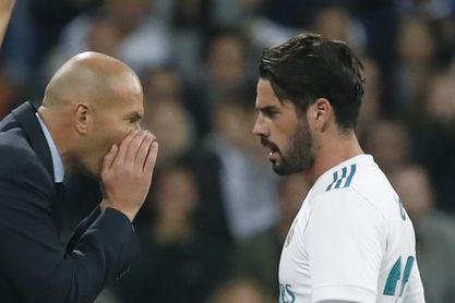 Isco: Zidane es el único técnico del Madrid que me ha puesto en mi posición
