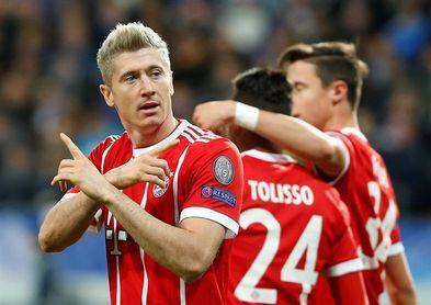 Lewandowski culpa a Ancelotti de las lesiones musculares en el Bayern