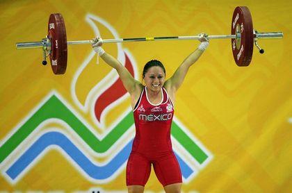 La mexicana Carolina Valencia, primera en 48 kilos; ecuatoriano Zurita, tercero, en 62
