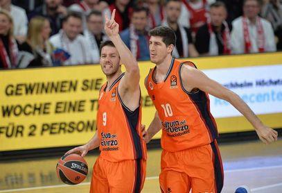 El Valencia Basket buscará acabar su mala racha ante el poderoso Olympiakos