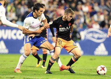 Un Valencia con rotaciones quiere el pase ante un Zaragoza que busca la épica