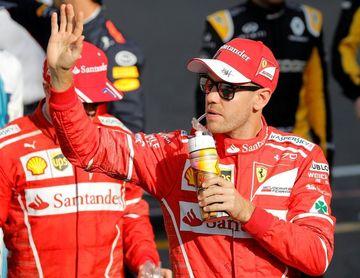 Vettel marca el mejor tiempo el último día de pruebas de neumáticos