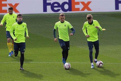 El Villarreal confirma que Cheryshev estará tres semanas de baja