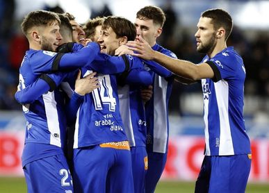 3-0. Munir y Bojan golean al Getafe en la vuelta de Javier Cabello