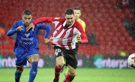 El Athletic cae por quinta vez ante un equipo de Segunda B