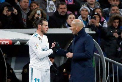Bale sigue sin trabajar con el grupo