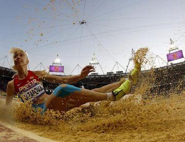 El COI suspende a dos atletas rusas por un positivo en el reanálisis de Londres 2012